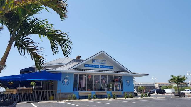 Justine's OC Ice Cream Parlour, courtesy Facebook