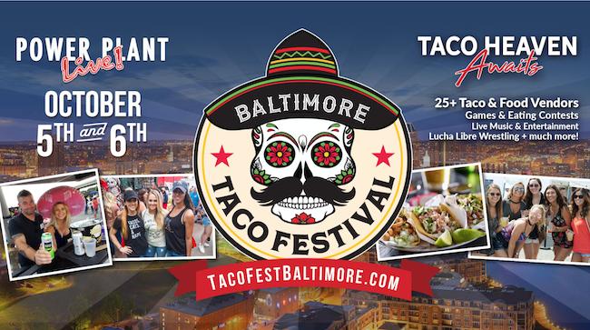 Baltimore Taco Festival 2019