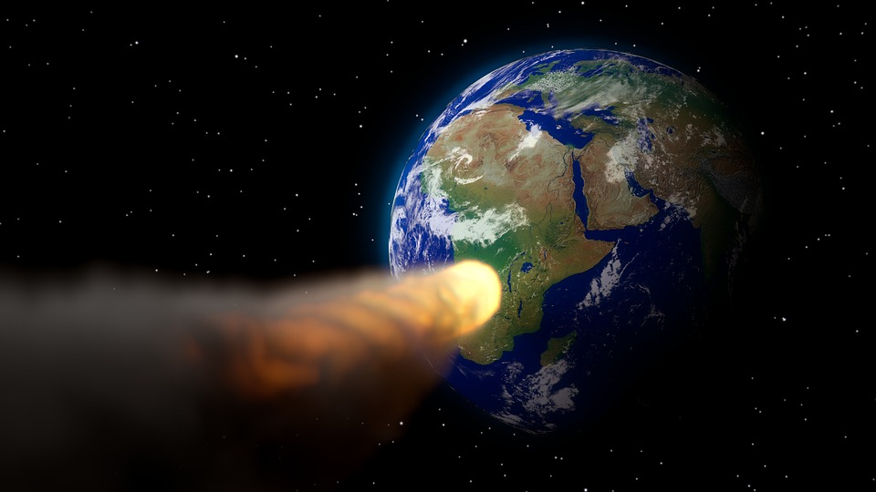 asteroid coming to kill earth