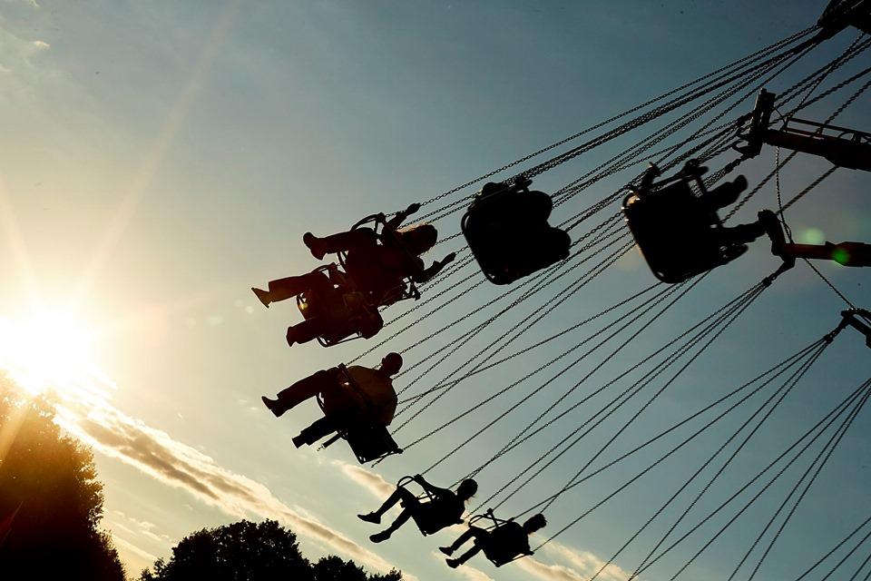 swings, fair
