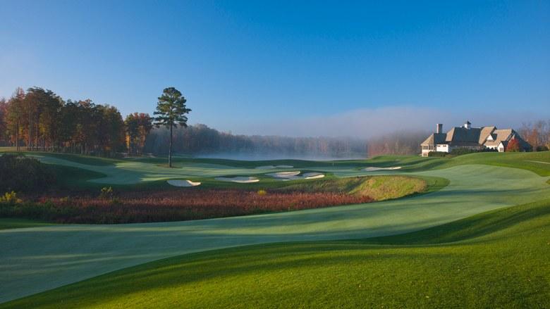 Kinloch Golf Club Manakin-Sabot Virginia #3 of top 5 golf Course in Virginia for 2019