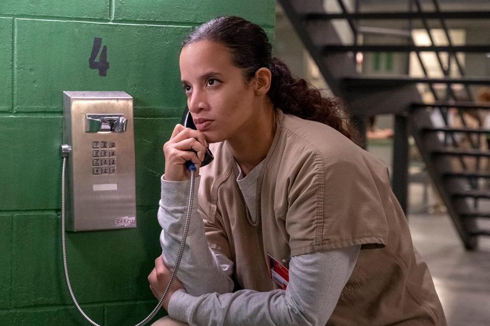 prison, phone