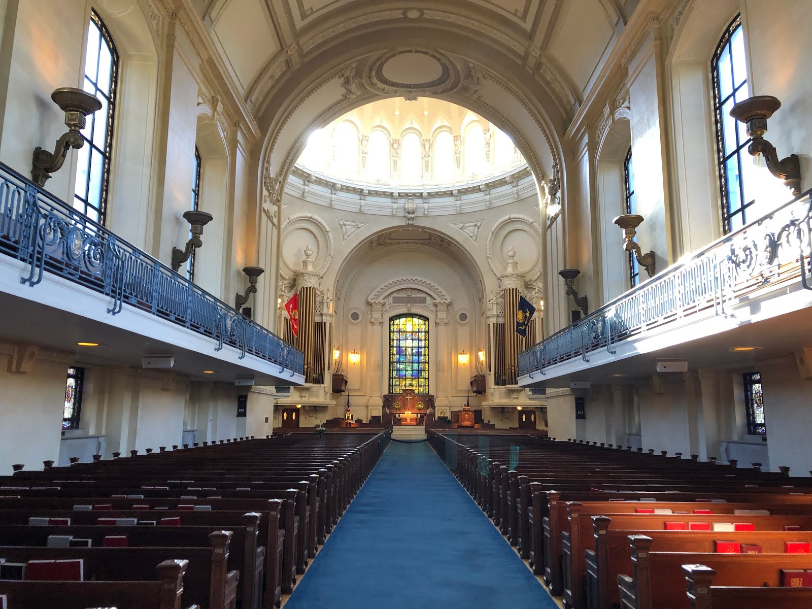 United States Naval Academy Main Chapel Annapolis Maryland