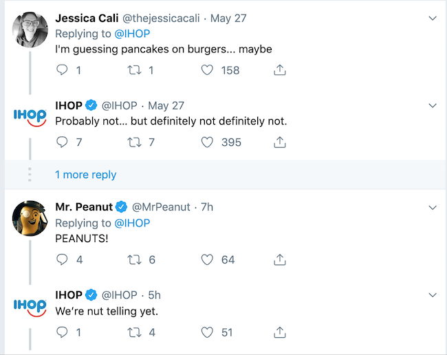 IHOP name change, courtesy Twitter