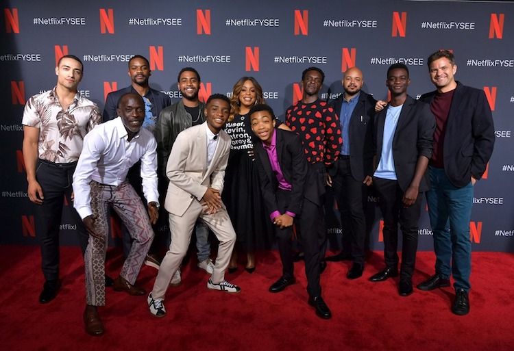 Cast of When They See Us