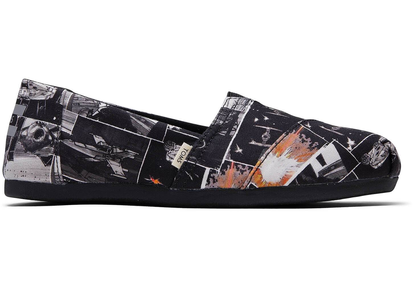 Women's Darth STAR WARS TOMS