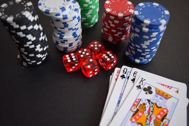 Gambling and card games