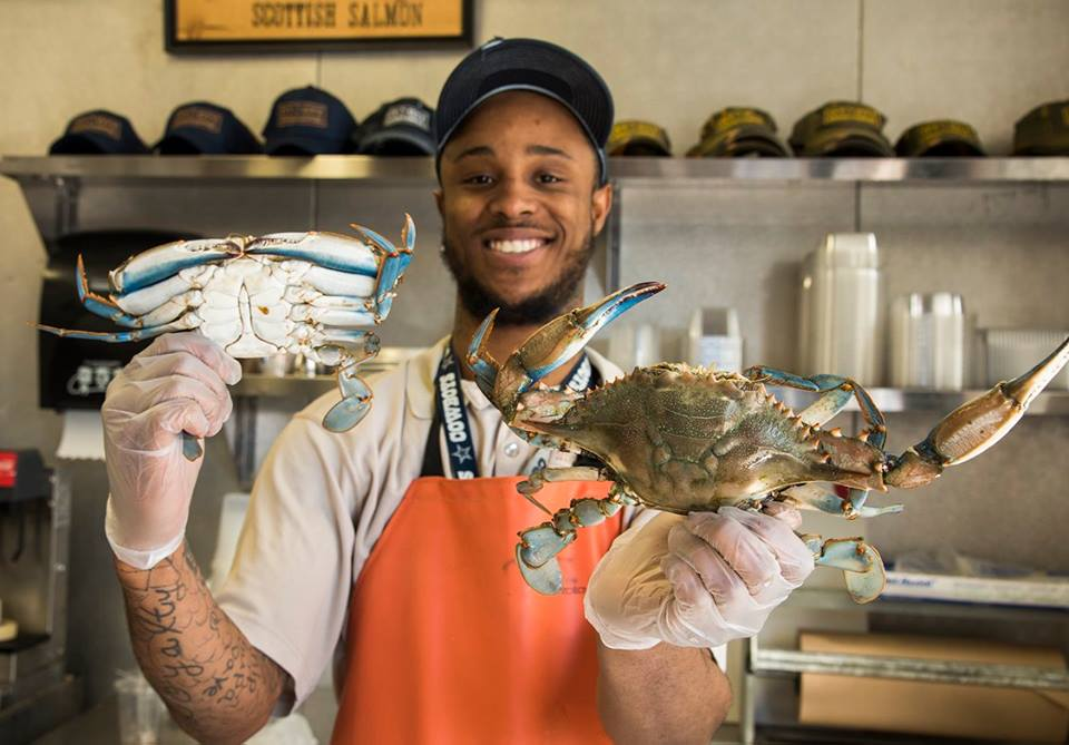 3 Best Places to Buy Fresh Seafood in DC
