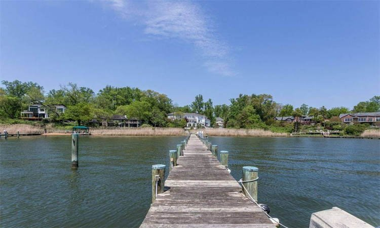 3 Deepwater Ct.private dock area