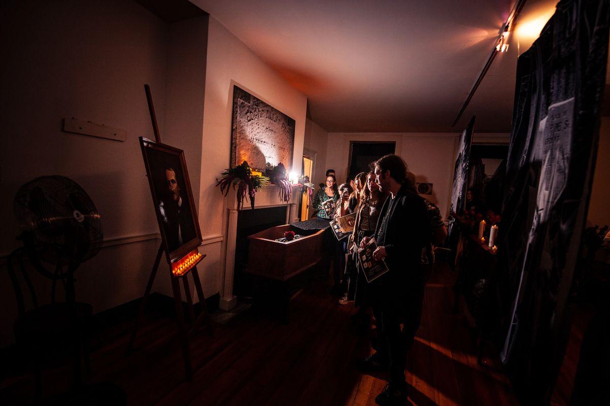 Poe House Tour