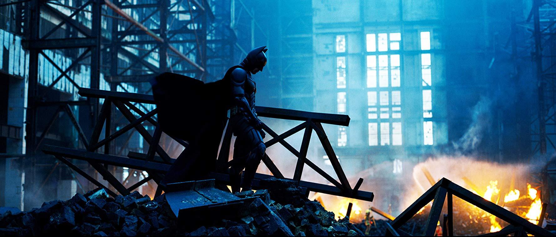 the dark knight, batman, christian bale