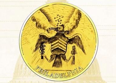 Hansons National Symbol June 20 1782 Bald Eagle