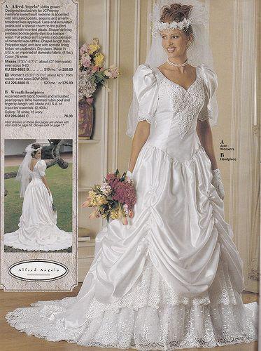 1990s bride