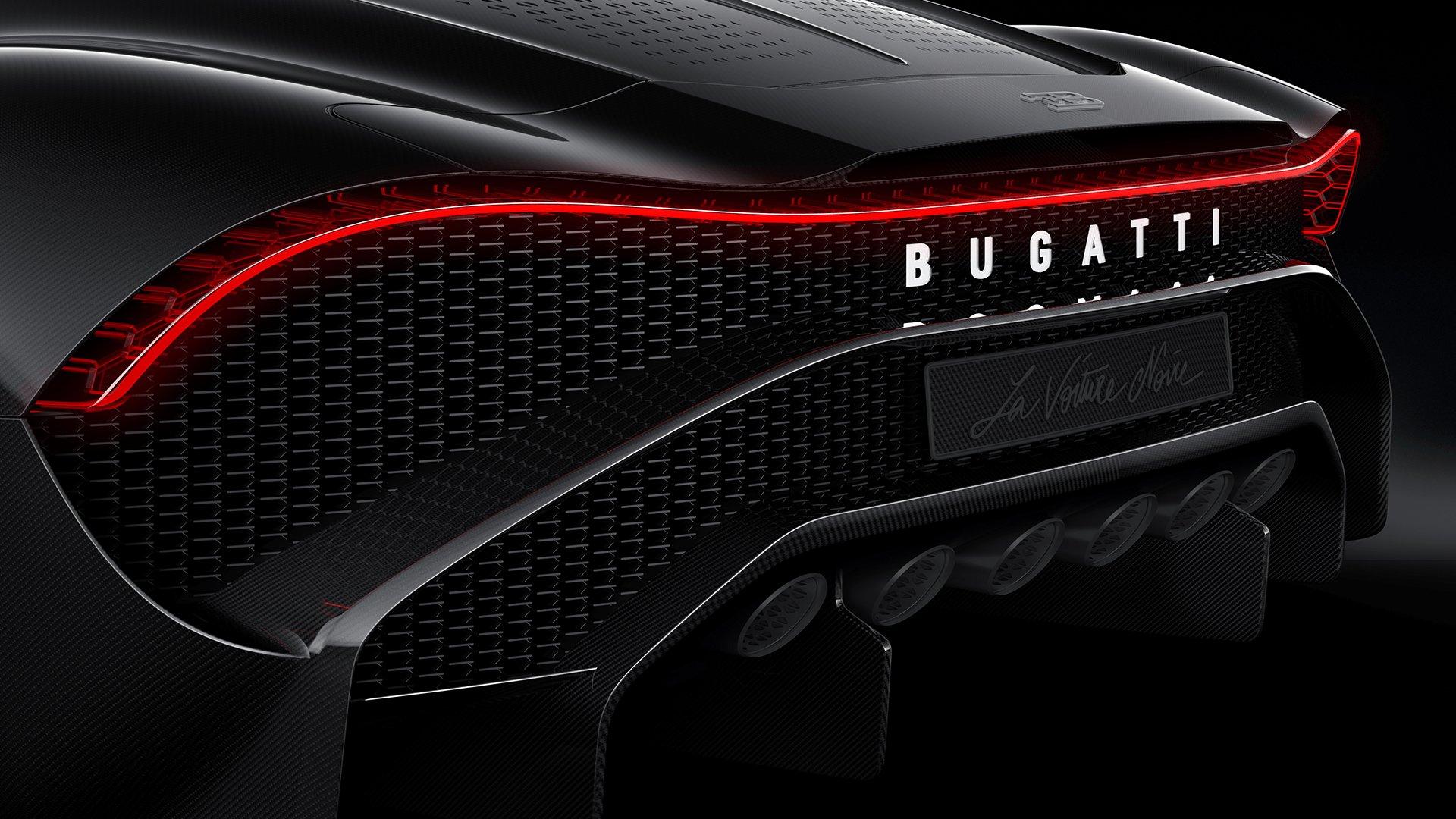 Bugatti, La Voiture Noire