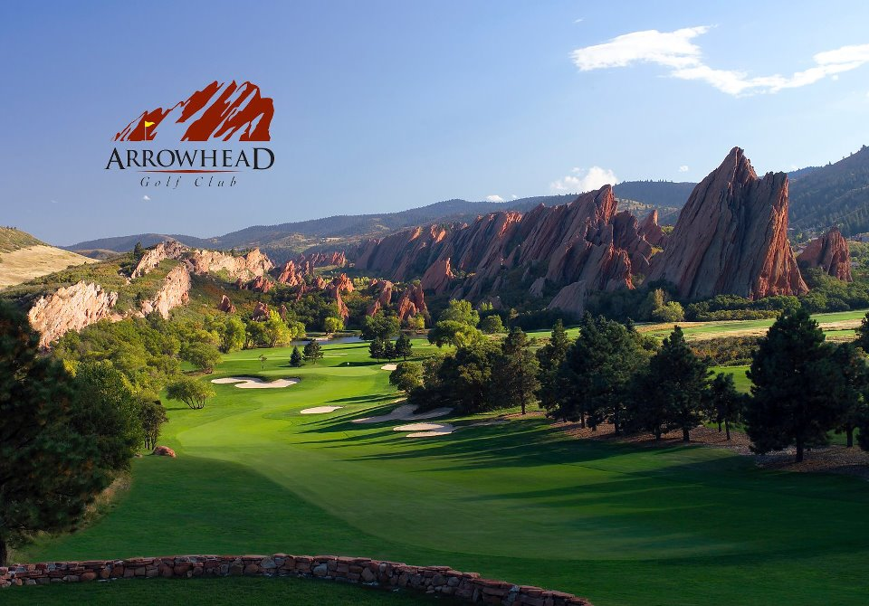arrowhead golf course, littleton, colorado