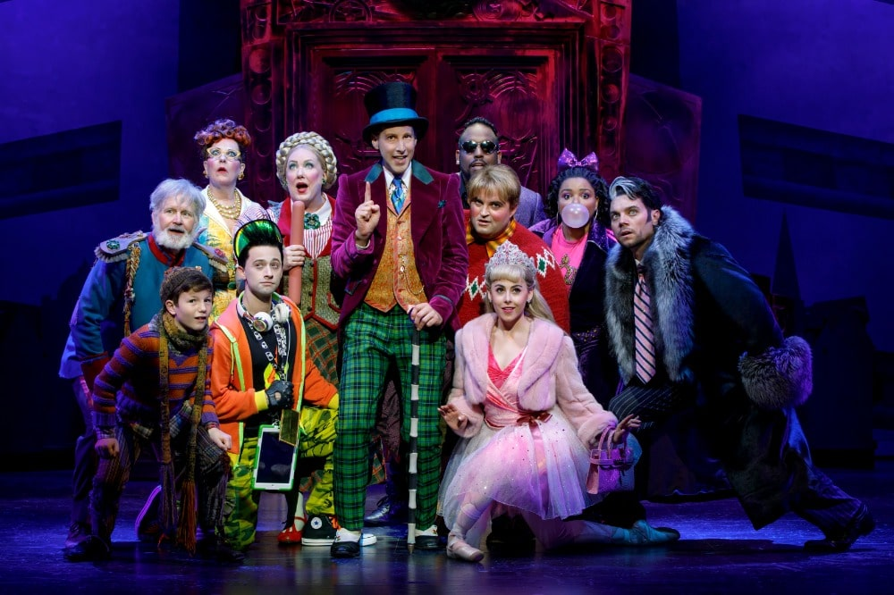 charlie and the chocolate factory broadway