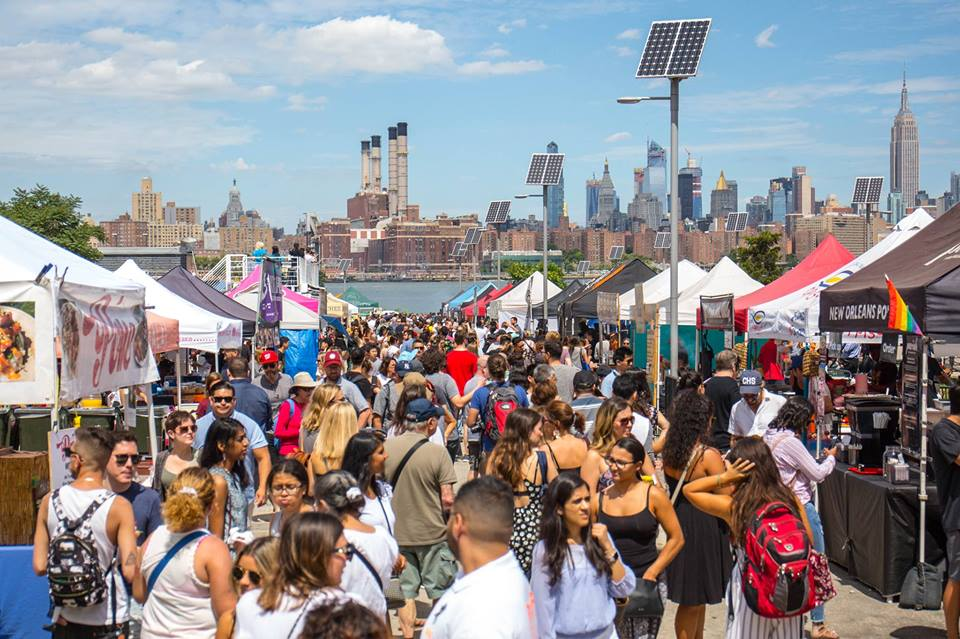 smorgasburg, new york
