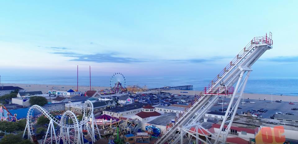 Ocean City Boardwalkk