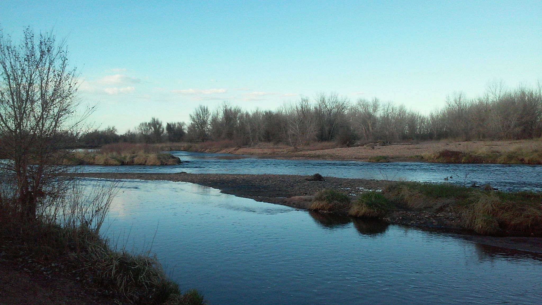 Platte River Greenway Trail