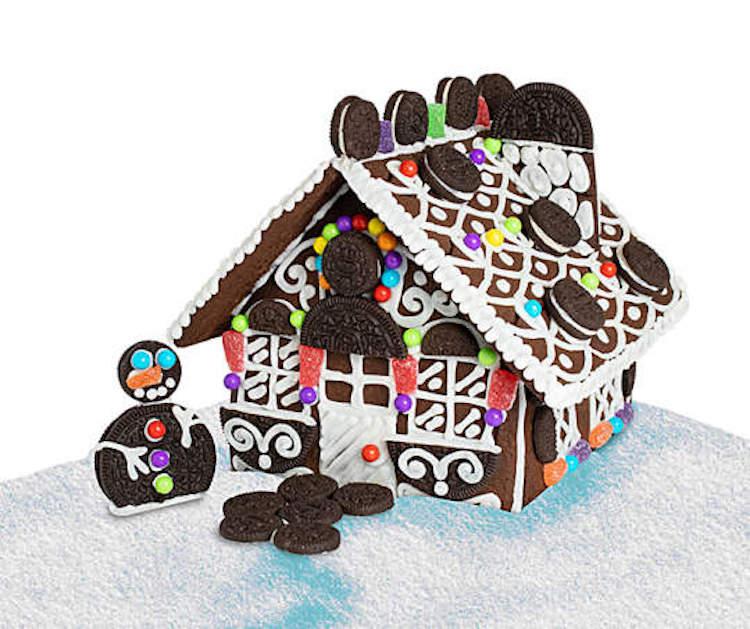 oreo cookie house