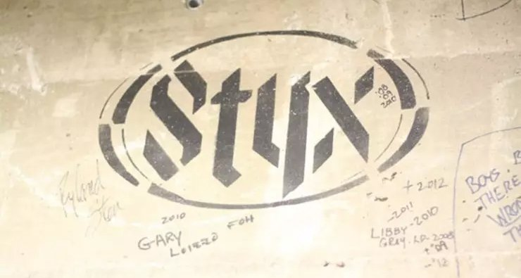 Signatures at Red Rocks