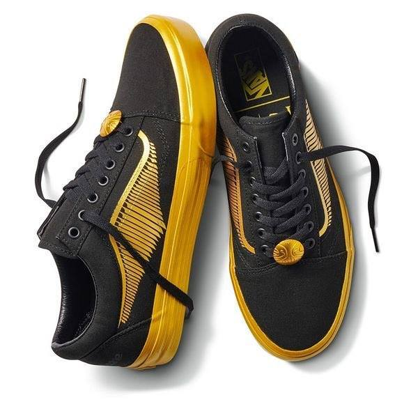 Snitch Harry Potter Shoe
