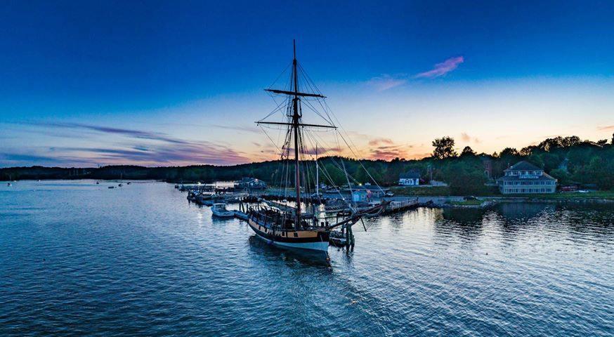 Providence tall ship
