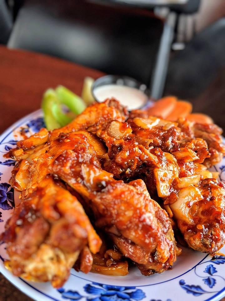 piper inn chicken wings
