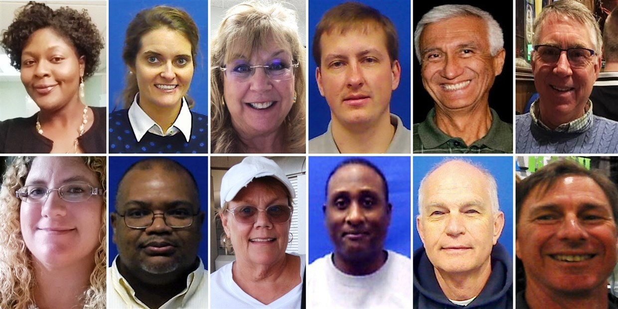 Virginia Beach 12 Victims of Mass Shooting Municipal Center Building 2 May 31 2019