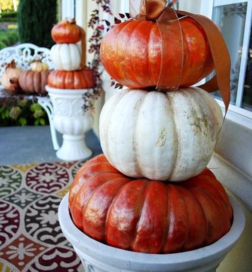 glazed pumpkins