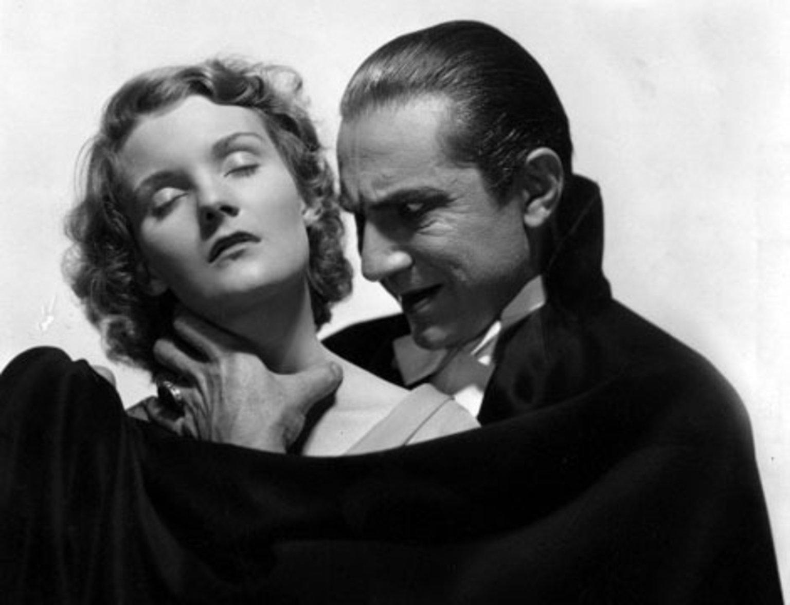 dracula, helen chandler, bela lugosi, classic horror movies