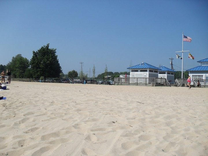 Breezy Point Beach