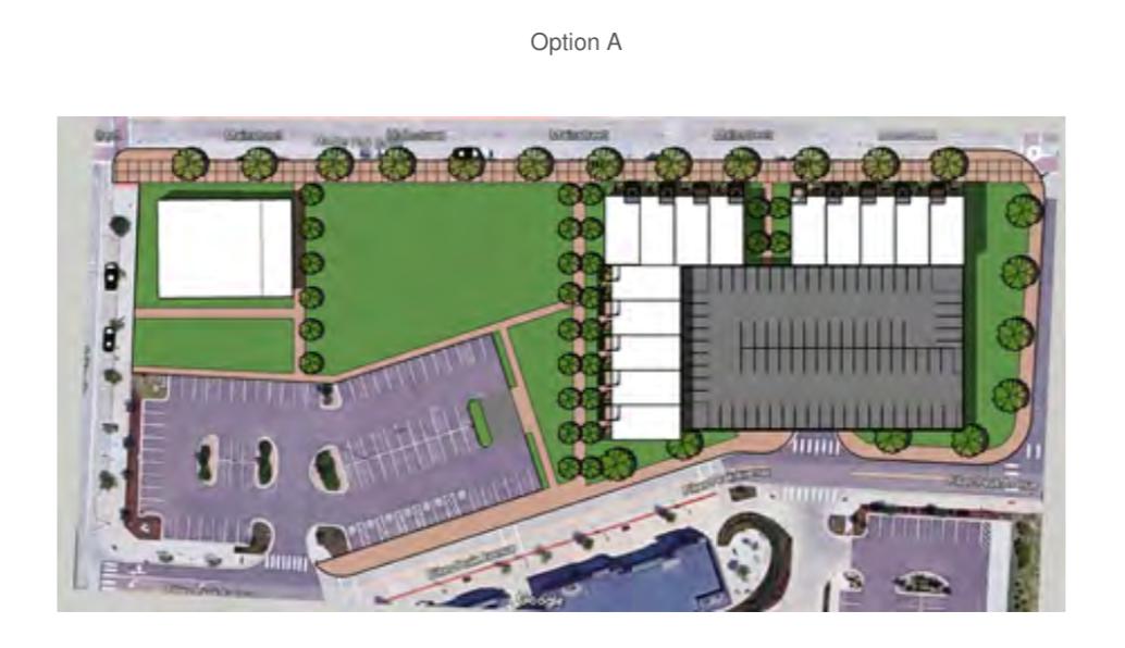 Pace Lot 2 proposal
