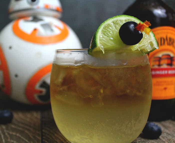 bb-8 dark and stormy cocktail