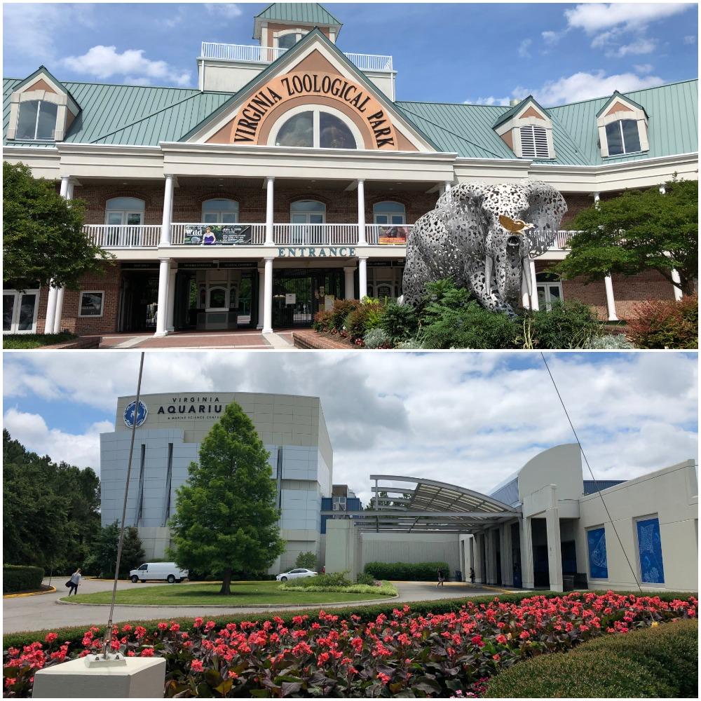 Norfolk Zoo and Virginia Aquarium