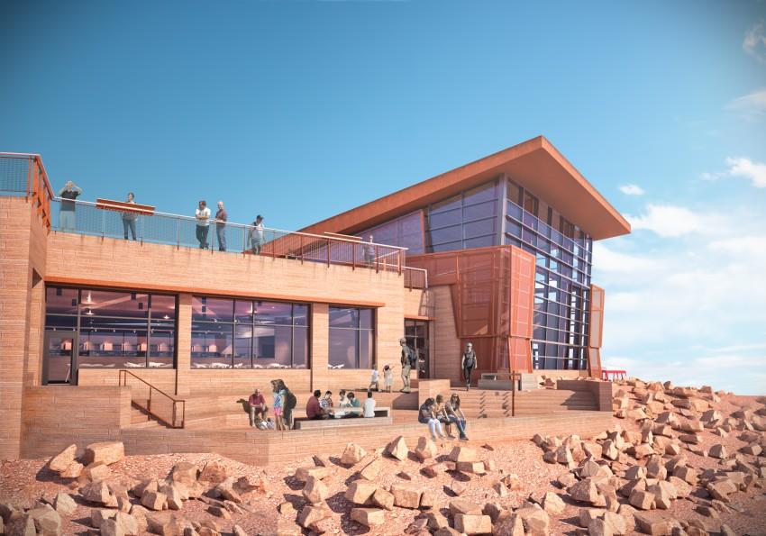 summit house design