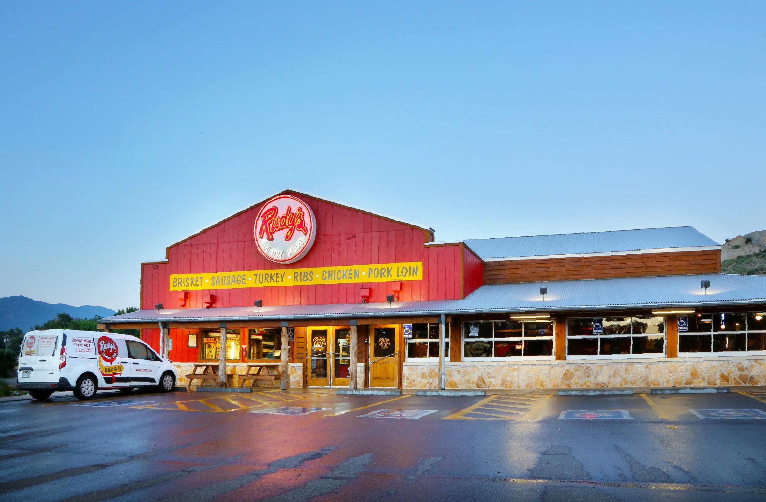 Rudy's BBQ Colorado Springs