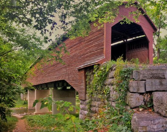 covered bridges in Virginia