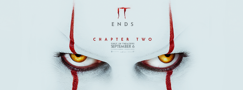 movie poster, It Chapter Two