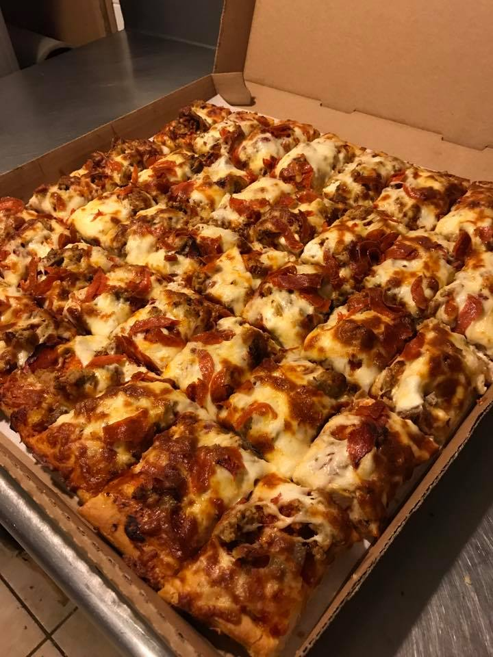 Joe Benny's pizza
