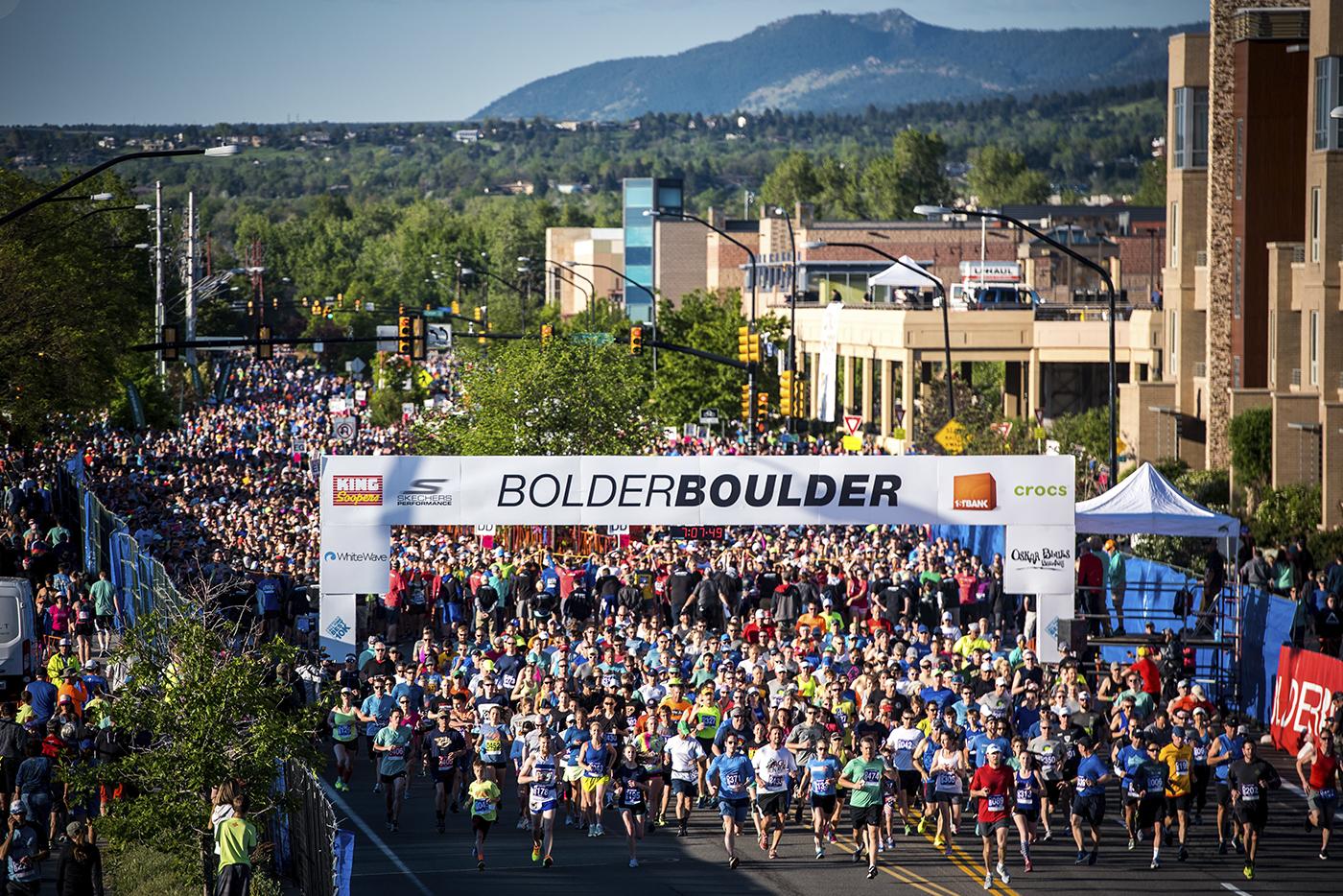 Bolder Boulder 10K