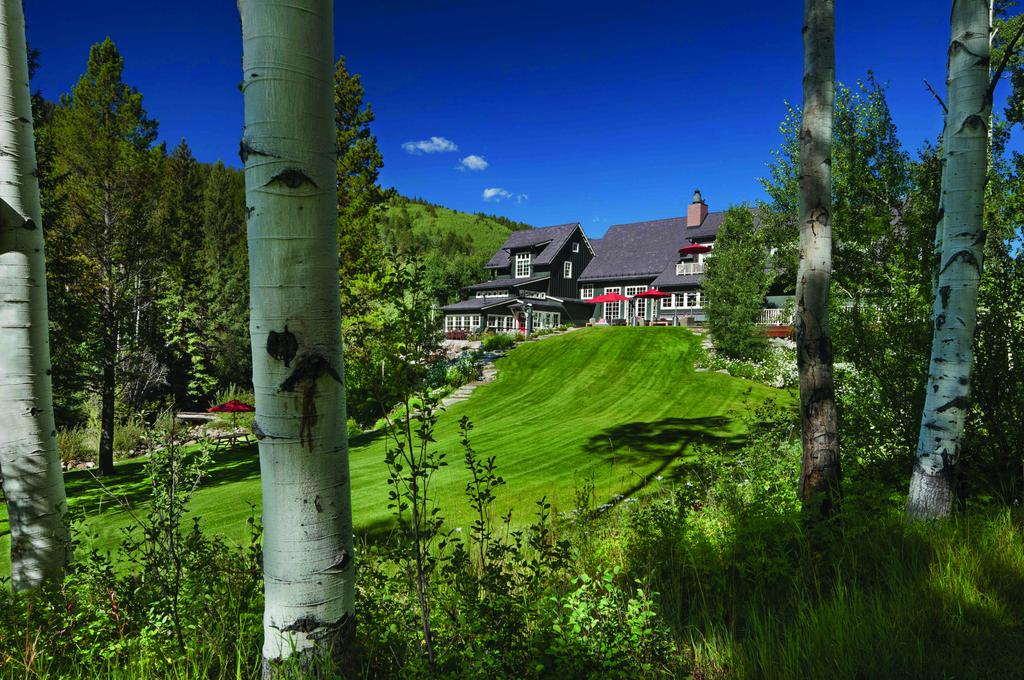 kevin costner aspen mountain retreat