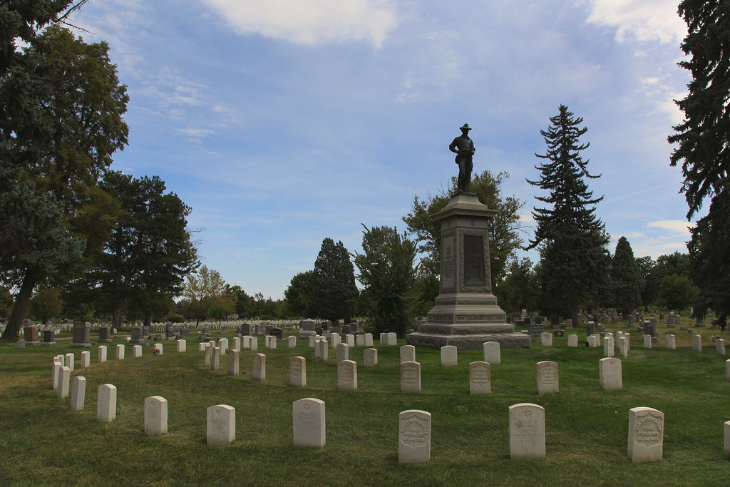 Fairmount Cemetery Denver