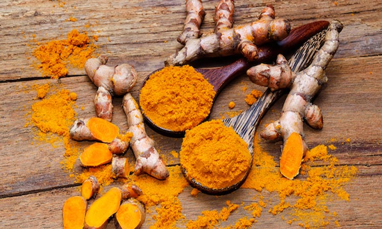Turmeric is an exotic spice from India.
