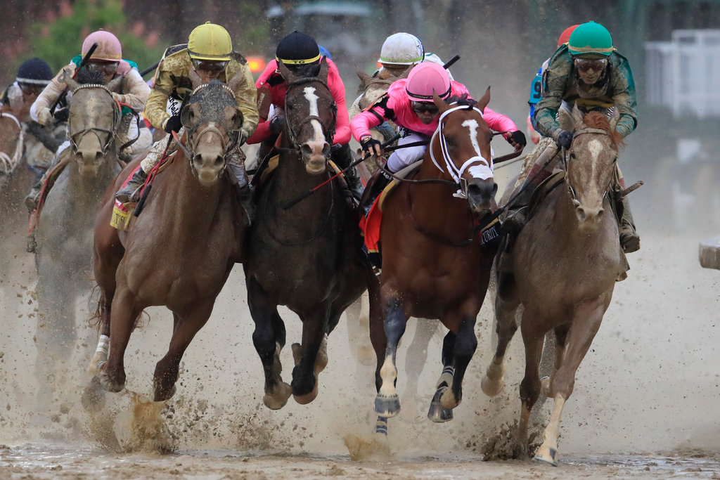 Kentucky Derby Upset