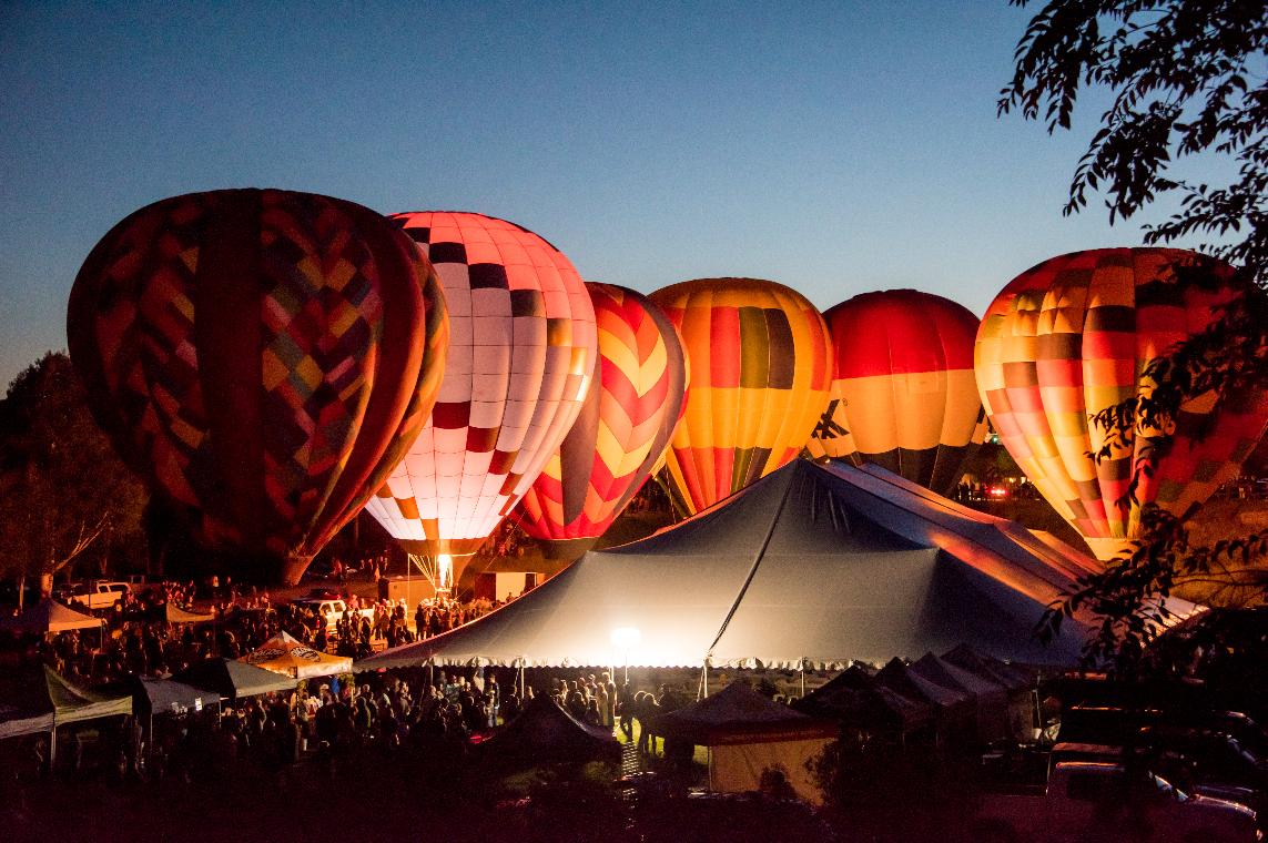 Colorfest Ballon Rally