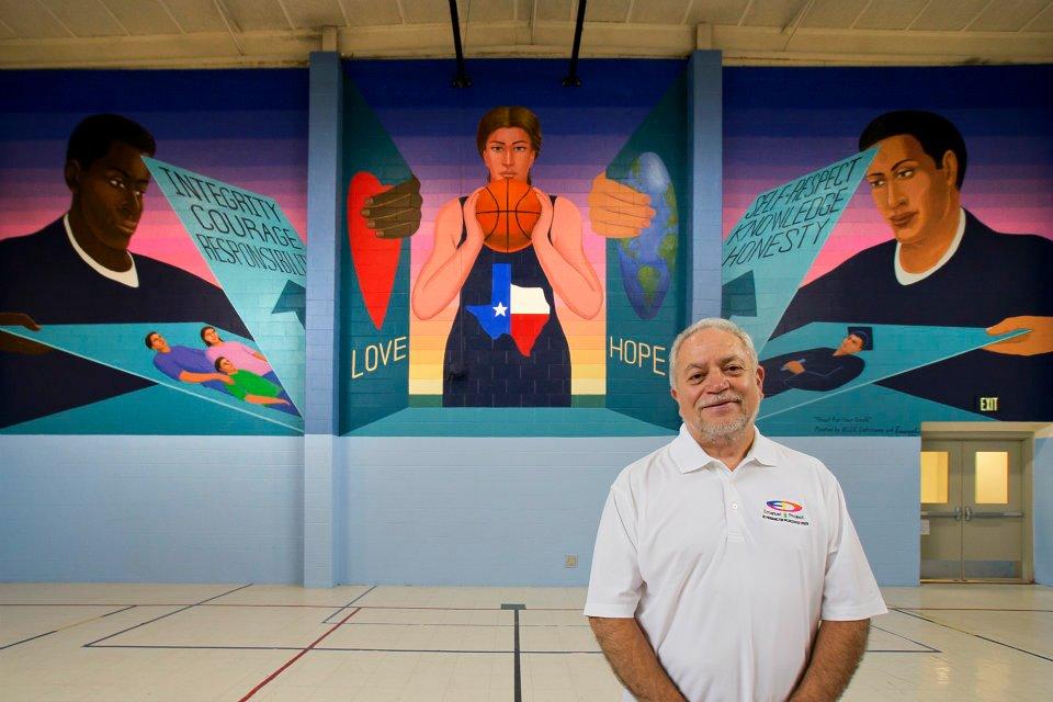 8 murals in denver state health department