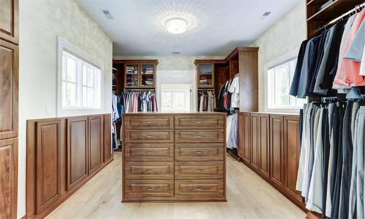 3 Deepwater Ct. walk-in closet
