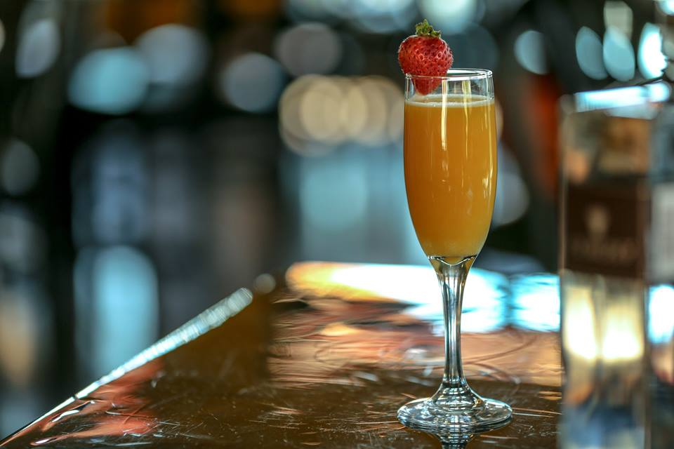 cocktail, mimosa
