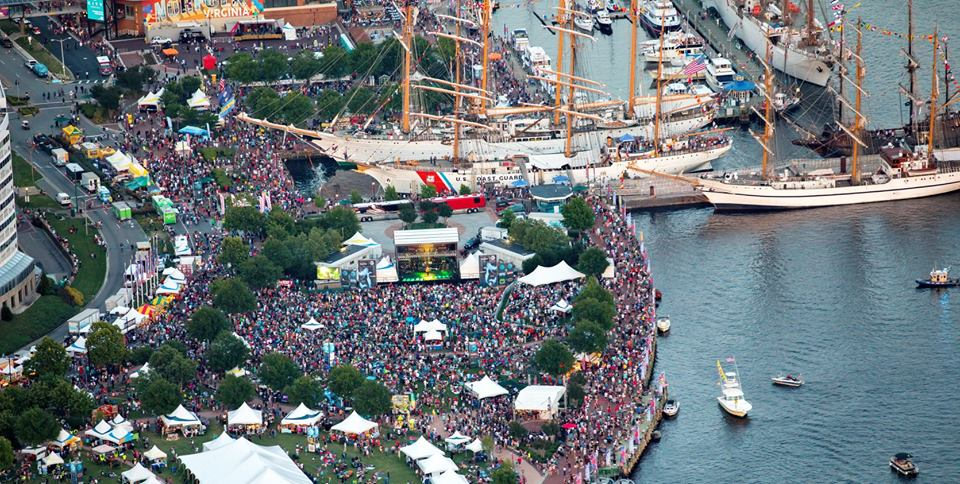 Norfolk Harborfest